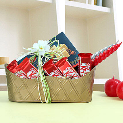 Diwali Sweetness Tray: Sweets Delivery
