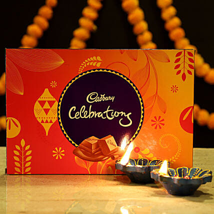 Diya & Cadbury Chocolates: Chocolates Shopping India