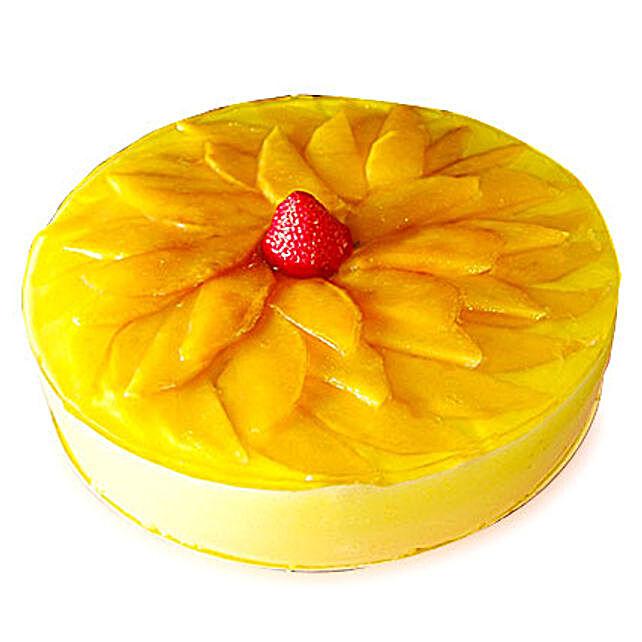 Exotic Mango Cake: Send Mango Cakes