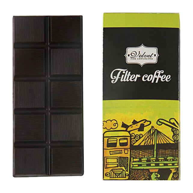Filter Coffee Chocolate Bar: Holi Chocolates