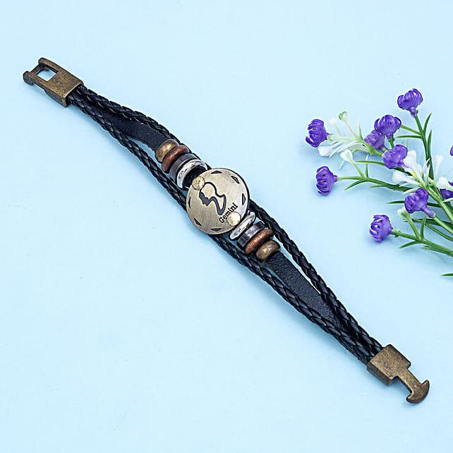 Gemini Unisex Bracelet: Just Because