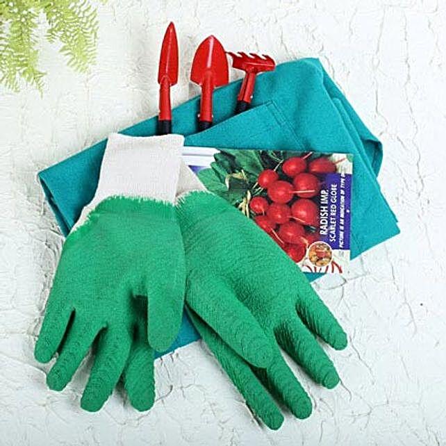 Get Ur Helping Hand: Send Organic Seeds