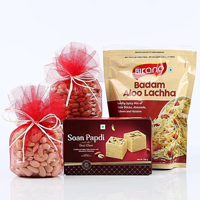 Gift Of Variety: Send Diwali Gift Hampers