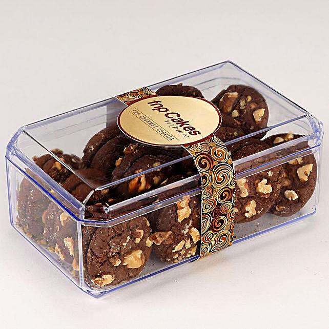 Gluten Free Choco Almond Cookie Box: Cookies