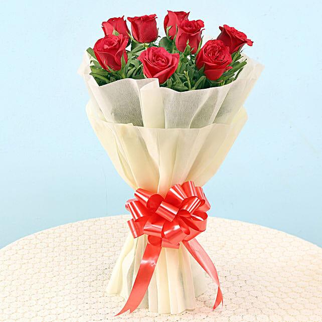 Graceful Red Roses: Send Roses
