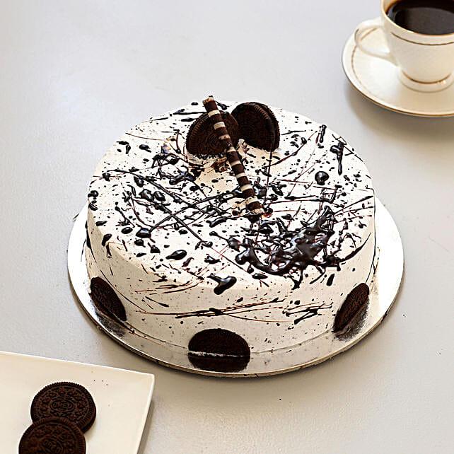 Heavenly Oreo Cookie Cake: Oreo Cakes