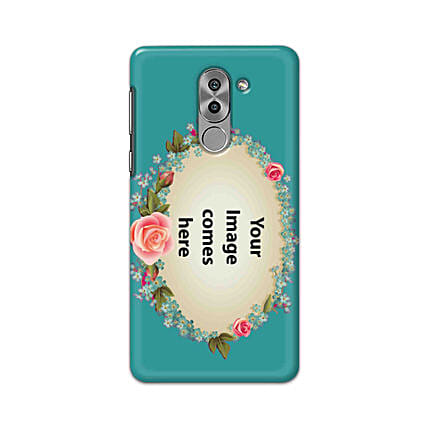 Honor 6X Customised Floral Mobile Case: