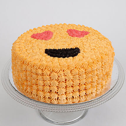 Love Smiley Cake: Designer Cakes