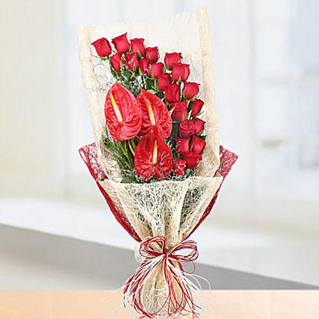 Magnifique style: Send Anthuriums