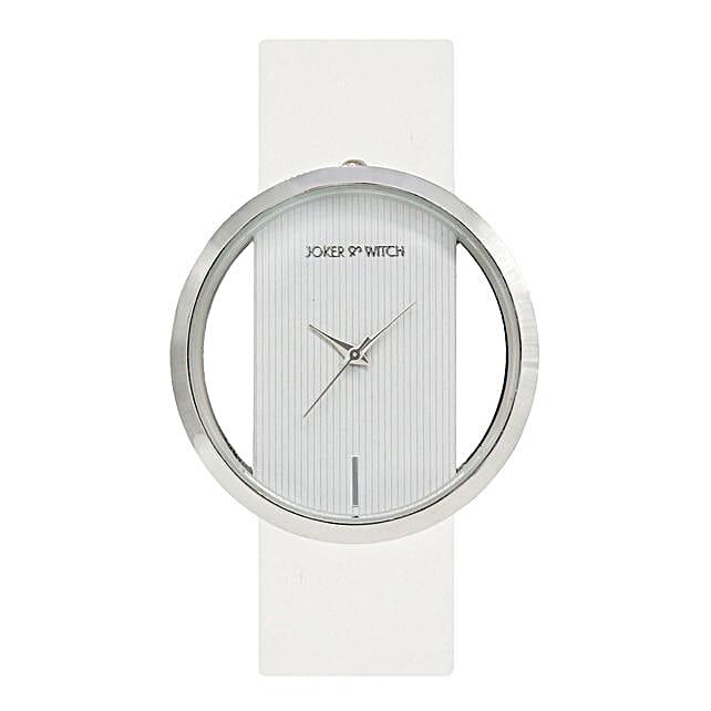 Minimal White Watch For Women: Buy Watches