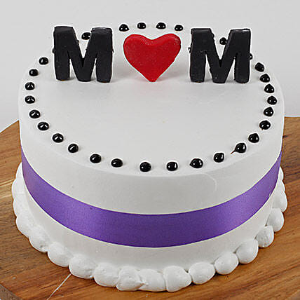 MOM Special Cake Mothers Day Designer Cakes