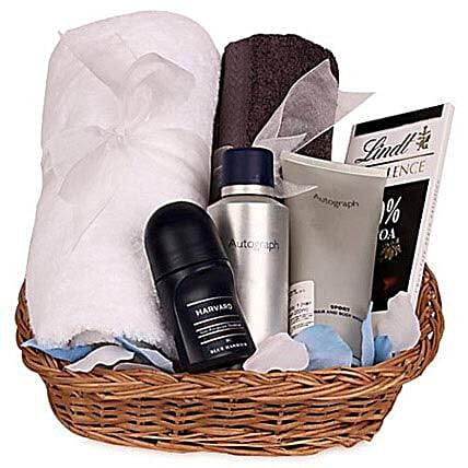 Most Wanted Mens Hamper Birthday Gift Hampers