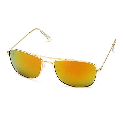 84c6efa4e0 MTV Unisex Yellow Rectangular Sunglasses  Sunglasses