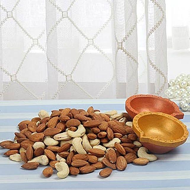 Nutritious Diwali: Diyas