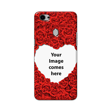 Oppo F7 Customised Hearty Mobile Case: