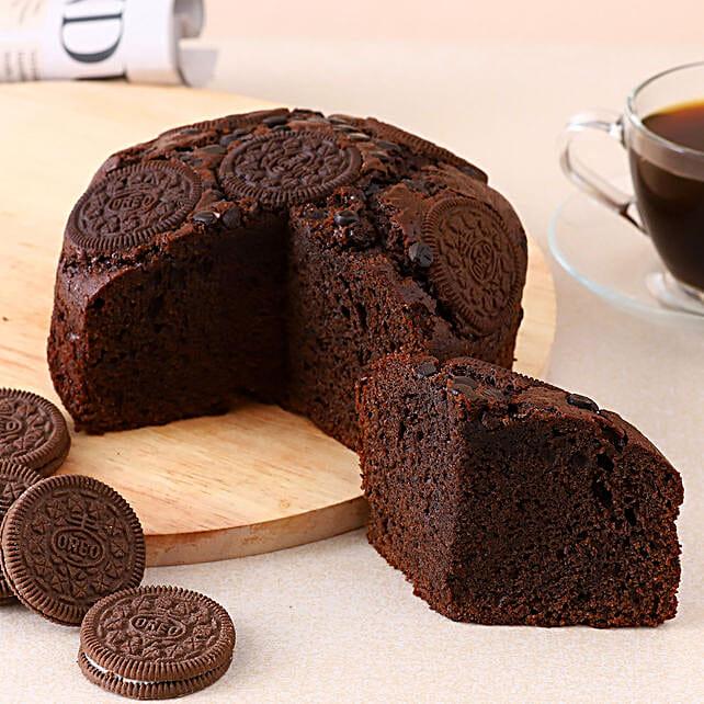 Oreo Chocolate Cake- 500 gms: Dry cakes