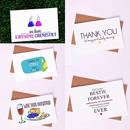 Pack of Intriguing Greeting Cards: Buy Greeting Cards