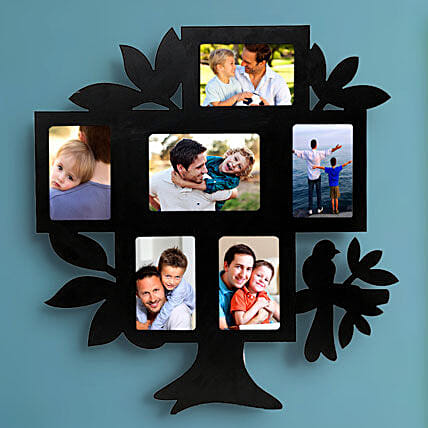 Pampering Love Personalized Frame: Send Photo Frames