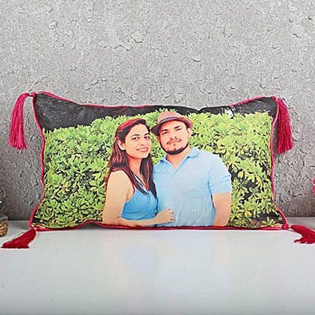 Personalised Love Cushion: Personalised Cushions