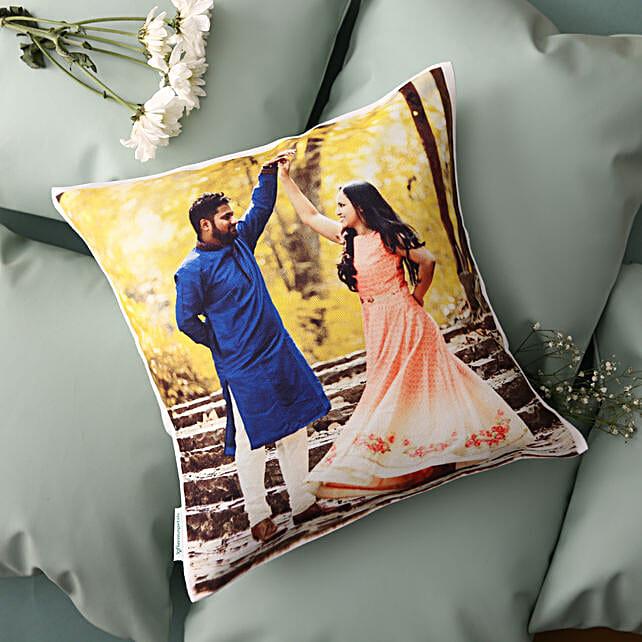 Personalised Photograph Cushion: Buy Cushions