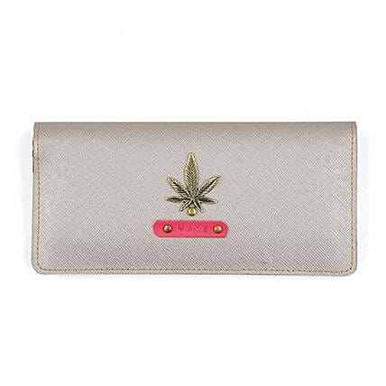 Personalised Rose Gold Womens Wallet: Handbags and Wallets Gifts