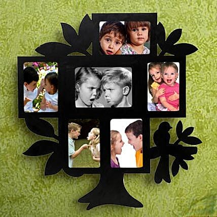Personalized Tree Frame: Personalised Photo Frames