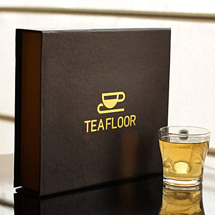 Platinum Tea Collection Gift Box: Send Gift Hampers