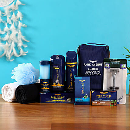 Refreshingly Yours: Fathers Day Gift Hampers