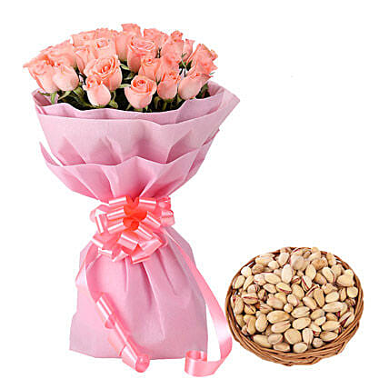 Rich Celebration with Rakhi: Premium Roses