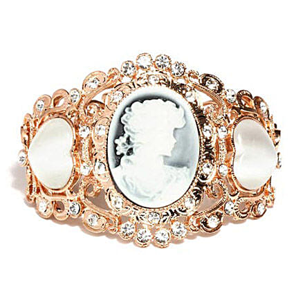 Rose Plated Bracelet: Gold Plated Gifts