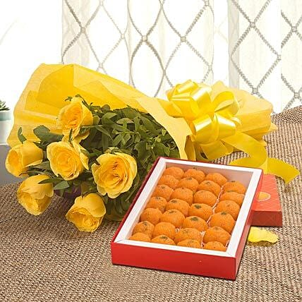 Roses N Ladoo: Tamil New Year Gifts