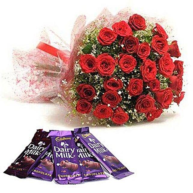 Rush Of Romance: Flower Combos