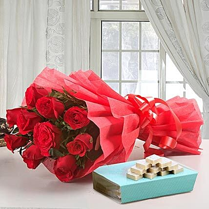Special Someone: Flowers & Sweets for Diwali