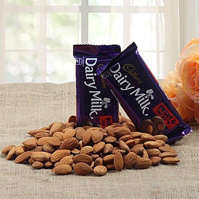 Sumptuous Diwali Combo: Dry Fruits