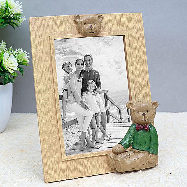 Teddy Bear Photo Frame: Photo Frames