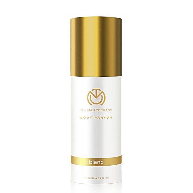 The Man Company Blanc Body Perfume: Send Perfumes