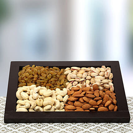 The Tray of Health: Dry Fruits Gift Packs