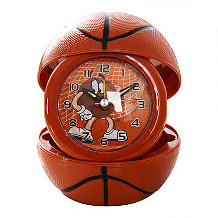 Basketball Alarm Clock: Gifts for Son