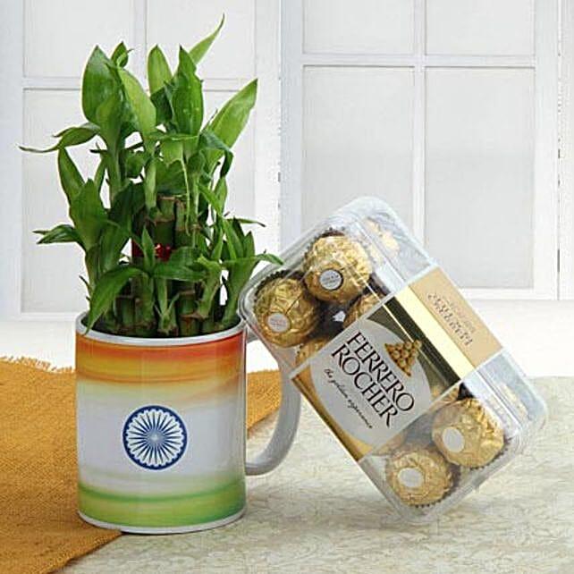Being Indian Combo: Buy Coffee Mugs