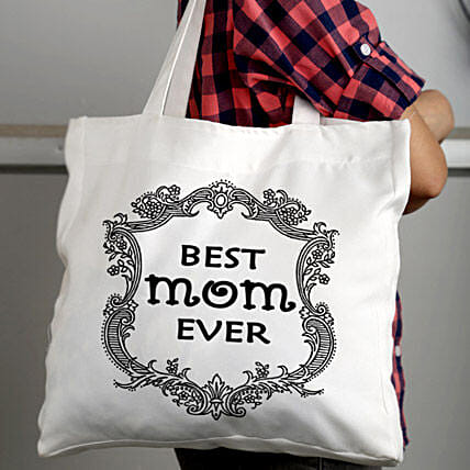 Best Mom Ever Bag: Accessories