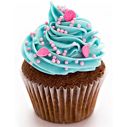 Blue Pink Fantasy Cupcakes: Send Cup Cakes to Pune