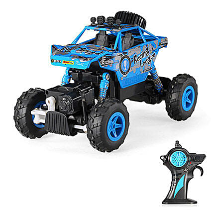 Blue Rock Crawler: Toys and Games