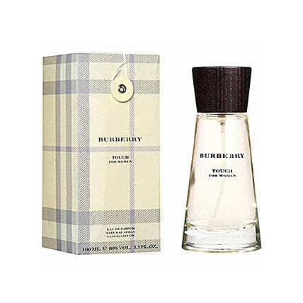 Burberry Touch Spray for Women: Perfumes for Womens Day