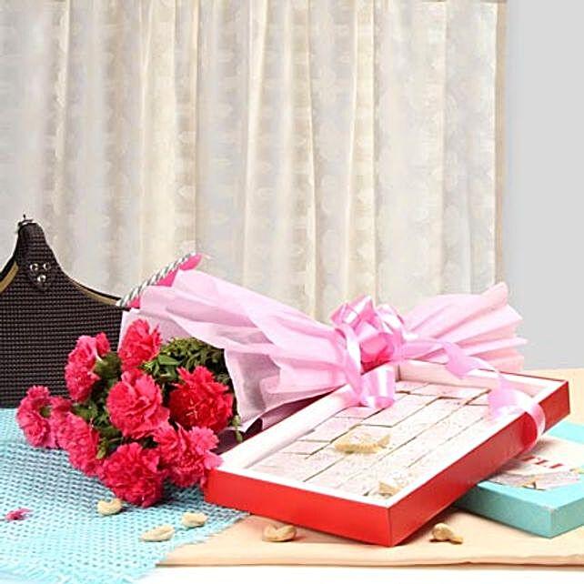 Carnation Beauty: Buy Sweets