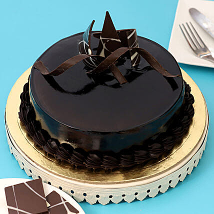 Chocolaty Truffle Cake: Send Gifts to East Sikkim