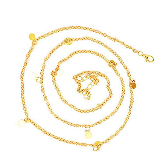 Coin Waist chain: Accessories