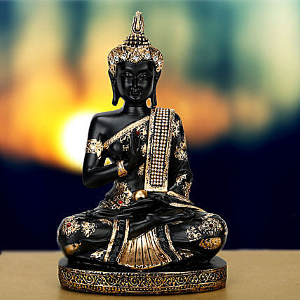 Exquisite Buddha Idol: Handicrafts to Delhi