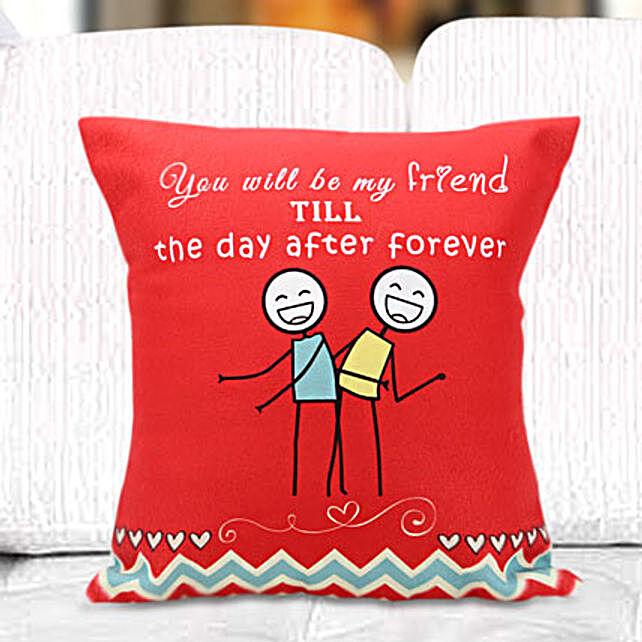 Fun cushion: Friendship Day Gifts Noida