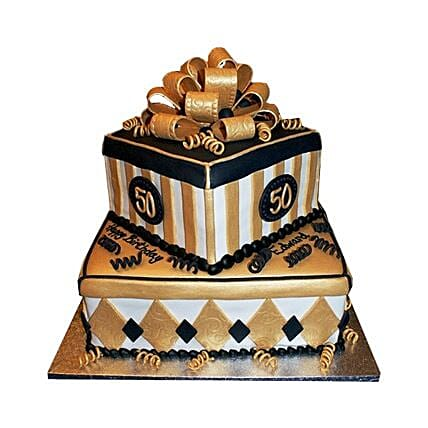Grand Birthday Cake: Multi Tier Cakes