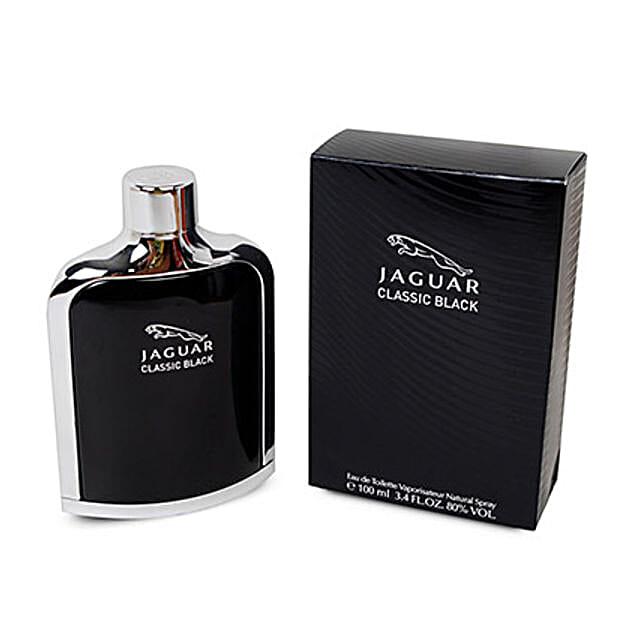 Jaguar Classic Black For Men: Perfumes for Birthday